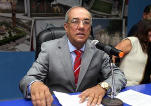 Vereador Roberto Torres.
